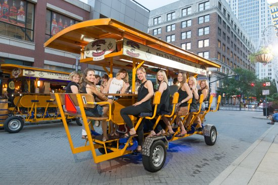 The Thirsty Pedaler