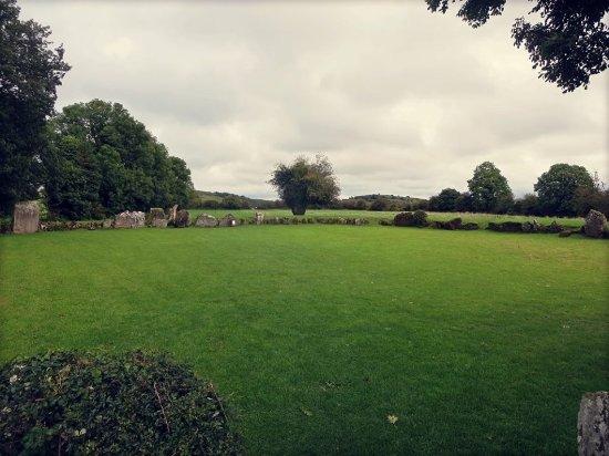 County Limerick, أيرلندا: Lough Gur Stone Circle