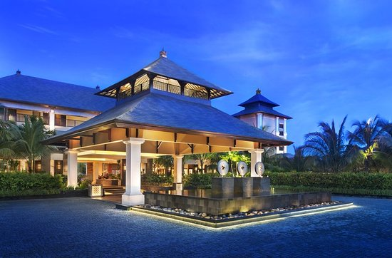 The St. Regis Bali Resort: Exterior