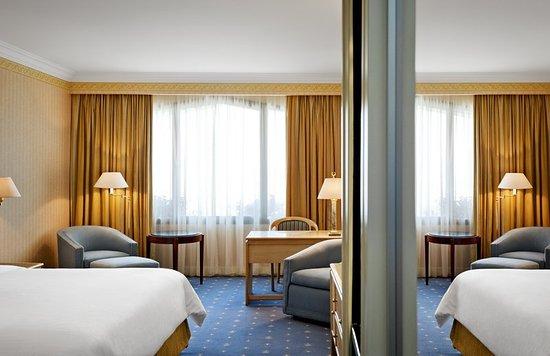 Le Meridien Heliopolis: Guest room