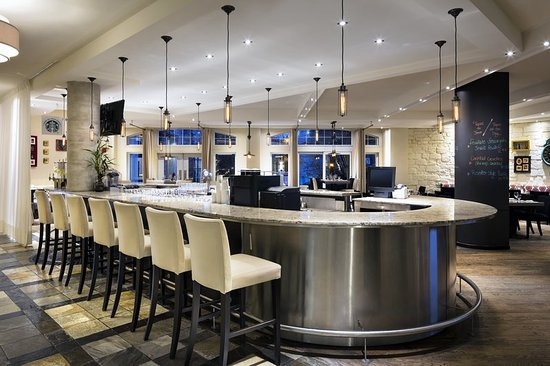 Le Westin Resort & Spa: Bar/Lounge