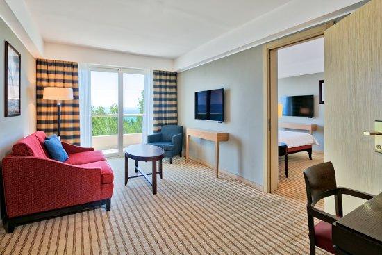 Le Meridien Lav Split: Guest room