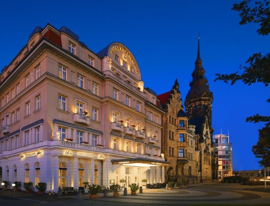 Hotel Fürstenhof, a Luxury Collection Hotel, Leipzig