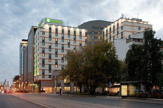 Holiday Inn Moscow Lesnaya: Exterior