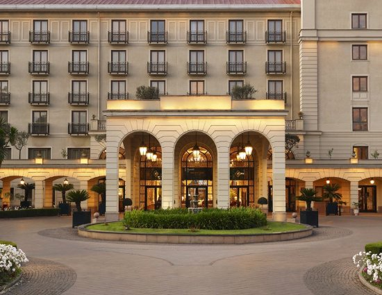 Sheraton Addis, a Luxury Collection Hotel