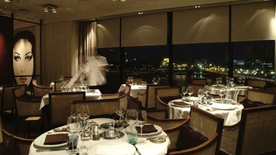 InterContinental Cairo Semiramis : Restaurant
