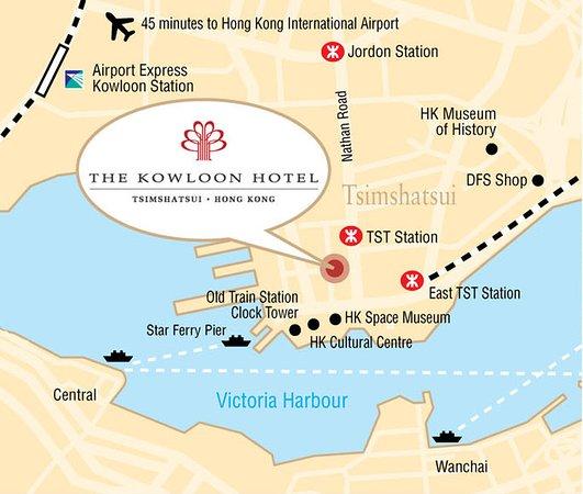 Price Hong Kong Manufacturer: The Kowloon Hotel $117 ($̶1̶4̶3̶)