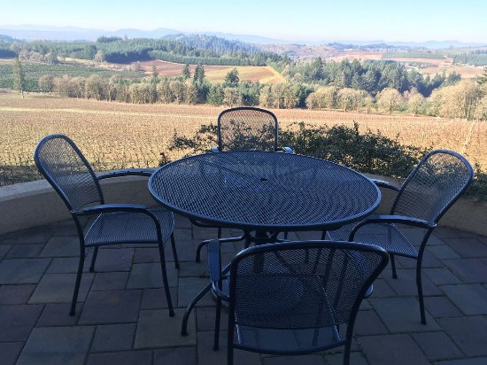 Turner, OR: Wintertime in Wine Country