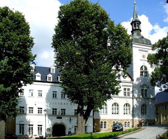 Scheibenberg, ألمانيا: Exterior