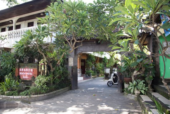 Ananda Beach Hotel Sanur Bali