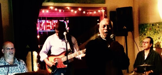 Topanga, CA: Live Jazz at The Bistro!