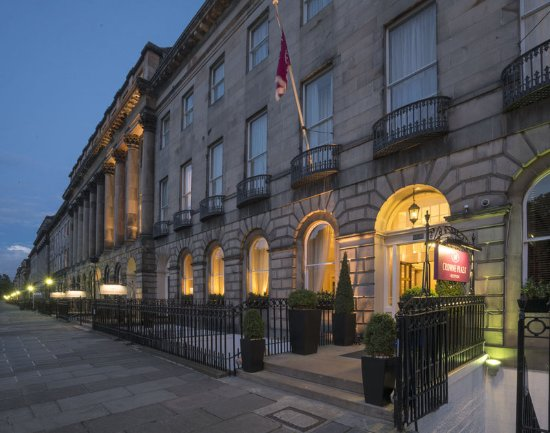 Crowne plaza edinburgh royal terrace updated 2018 hotel for 37 royal terrace edinburgh