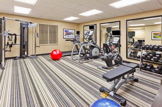 Redstone Arsenal, ألاباما: Health club