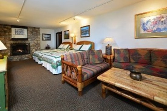 Beech Mountain, Carolina del Norte: Guest room
