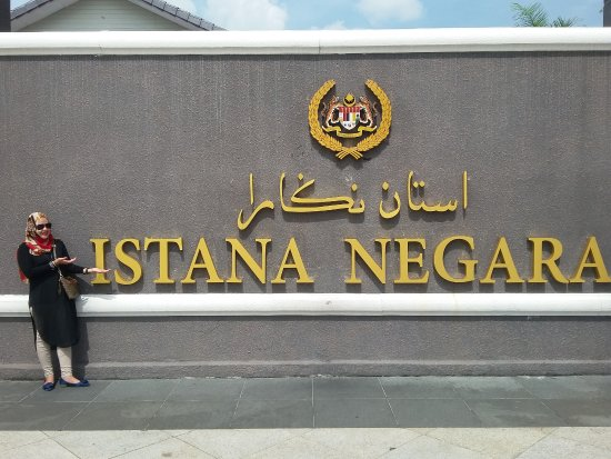Taman Negara National Park, Μαλαισία: ISTANA NEGARA