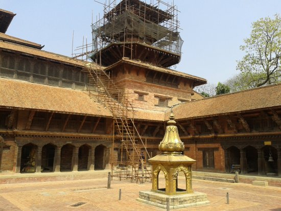 Patan Royal Palace