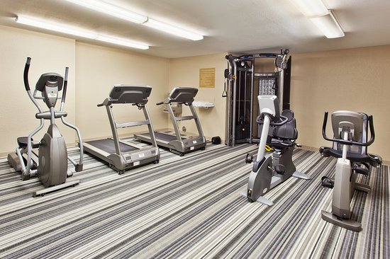 Candlewood Suites Somerset: Health club