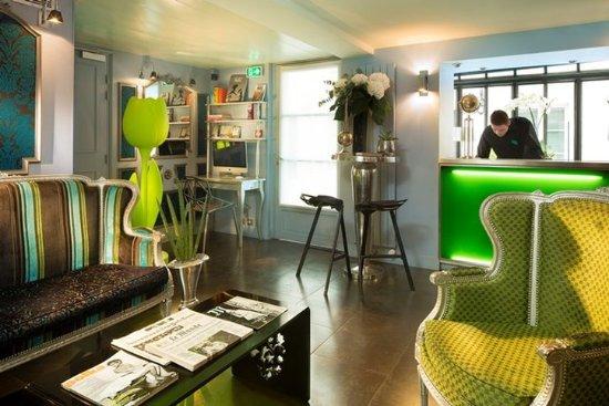 Hotel design sorbonne paris france reviews photos for Hotel design sorbonne 6 rue victor cousin