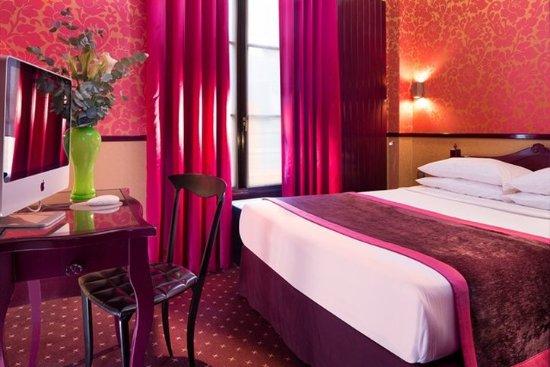 Hotel design sorbonne 120 1 3 0 updated 2018 for Hotel design sorbonne paris 6 rue victor cousin 75005