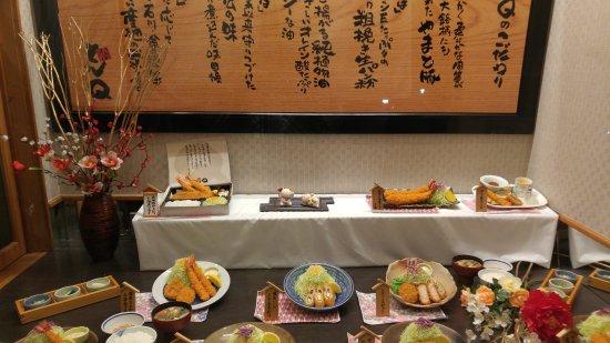 Moriya, Japón: みんな美味しそうなんですよね、、、
