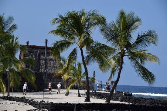 Honaunau, Hawái: Self guided tour