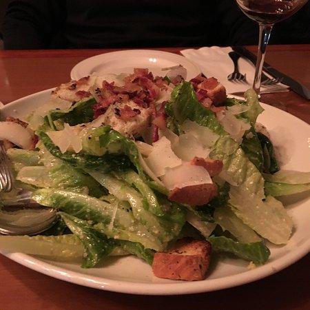 Cranbrook, Canada: Caesar salad