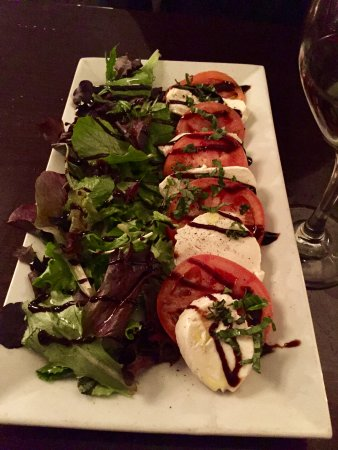 Depew, Estado de Nueva York: Caprese salad: so fresh