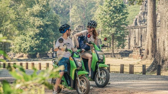 Siem Reap E-Bike