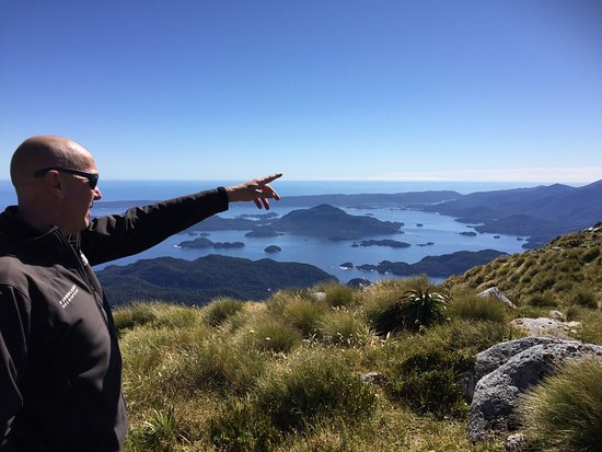 kim our pilot in dusky sound picture of fiordland helicopters te rh tripadvisor com