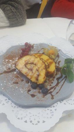 O Trovador: Torta de laranja