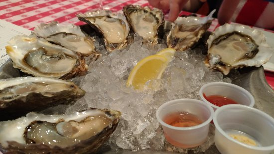 Grand Central Oyster Bar & Restaurant: 生牡蠣