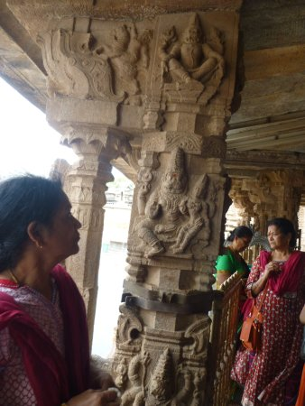 Guntur District, India: Sculptures