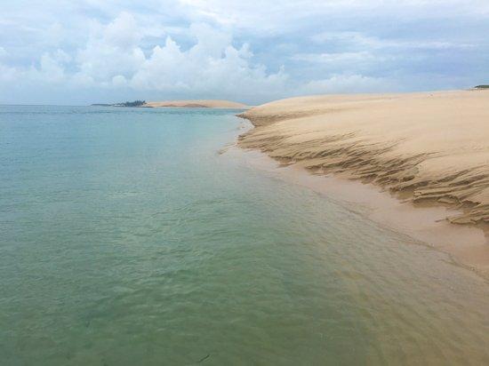Остров Бенгерра, Мозамбик: North point