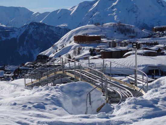 L'Alpe-d'Huez, Francia: Le circuit