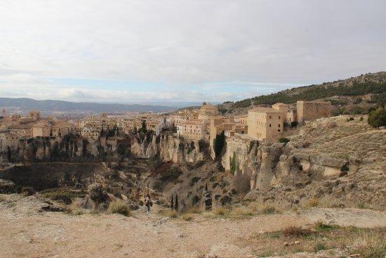 Cuenca, Spain: Mirador Barrio del Castillo
