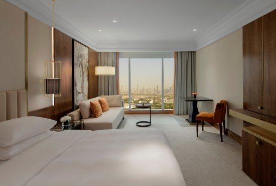 Grand Hyatt Dubai: Grand King City View Room