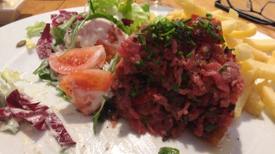 Martino: Steak tartaar (huisrecept)