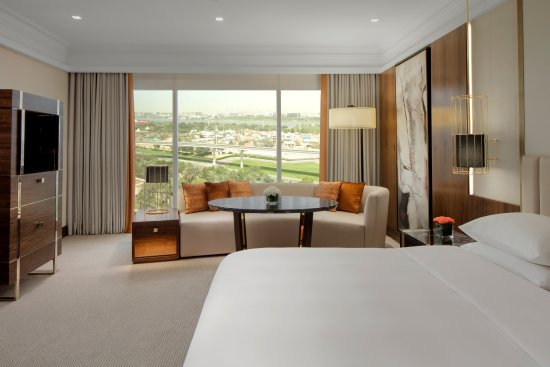 Grand Hyatt Dubai: Grand King Creek View Room