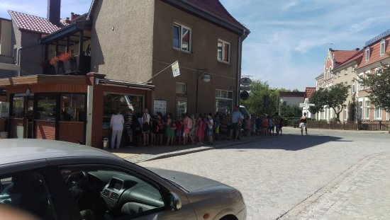 Teterow, Γερμανία: Warmer Tag
