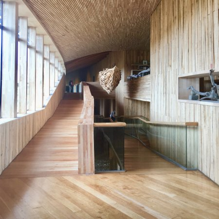 Tierra Patagonia Hotel & Spa: Great architectural design, aesthetically pleasing