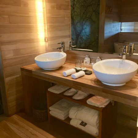 Tierra Patagonia Hotel & Spa: Lots of great design elements and attention to details