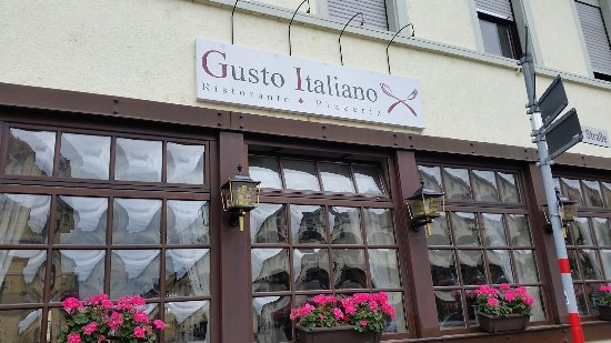 Oftersheim, Germany: Gusto Italiano