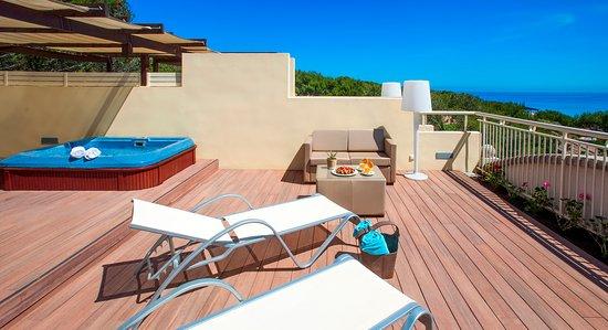 Cala Mesquida, Spain: Royal Terrace Apartment