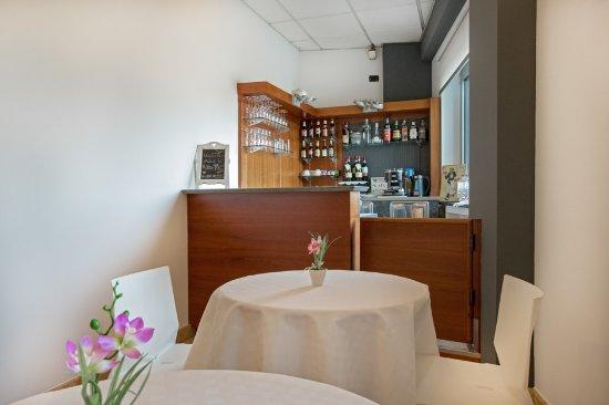 Medea Hotel : Angolo bar