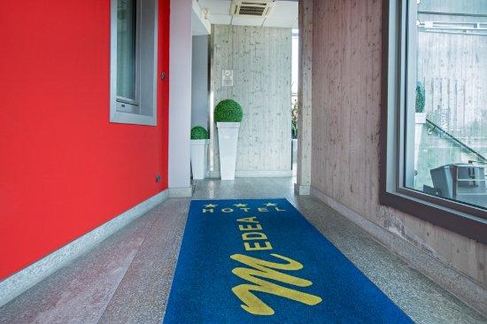 Medea Hotel : Ingresso Hotel Medea