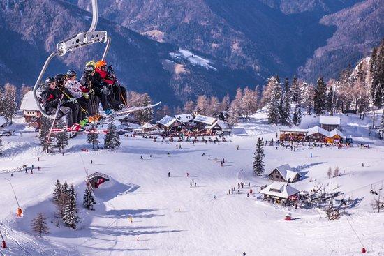 Slovenia: Hit tje slopes!