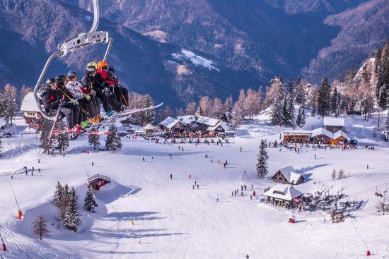 Slovenia: Tutti a sciare!