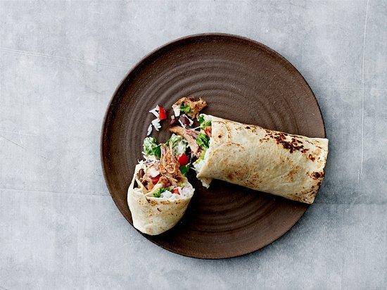 Valby, Danemark : VACA burrito
