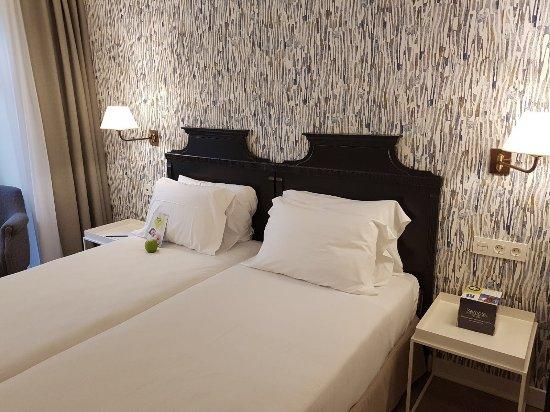 Sercotel Hotel Europa: Habitaciones reformadas en Febrero de 2018