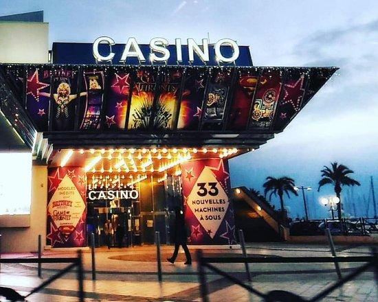 Casino Barrière Le Croisette: casino